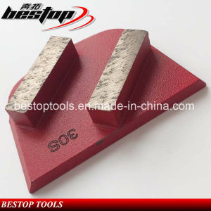Lavina Quick Change Metal Bond Grinding Plate Disc pictures & photos