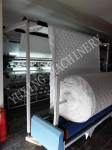 Industrial Computerized Shuttleless Quilting Machine for Mattresses pictures & photos