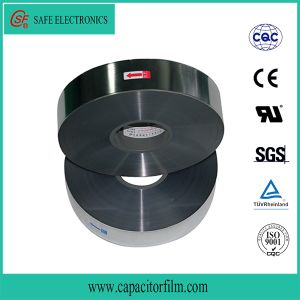 Zinc-Aluminum Metallized Polypropylene Film pictures & photos