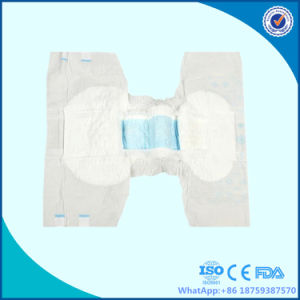 Super Absorbency China Organic Disposable Adult Diapers with OEM Brand pictures & photos