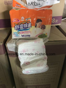 Cotton Feeling & High Absorbency Disposable Baby Diaper pictures & photos