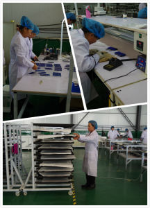 High Efficiency Polycrystalline Solar Panels 300W pictures & photos