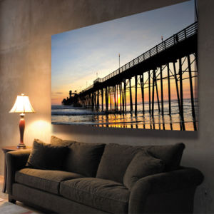Printed Artwork Canvas for Hotel Decoration
