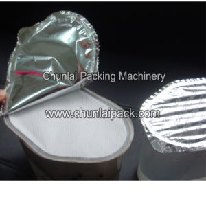 Moisture Absorbent Box Filling Sealing Machine pictures & photos