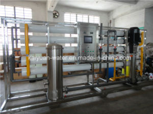 Industrial Water Treatment/Drinking Water Treatment Plant/Automatic RO System 7000L/H pictures & photos
