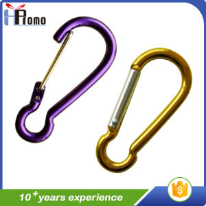 D-Shape Aluminium Carabiner /Not Climbing Carabiner pictures & photos