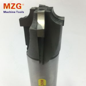 Welding Carbide Tungstan Rough Conical Degree Milling Mill Drill Tool pictures & photos