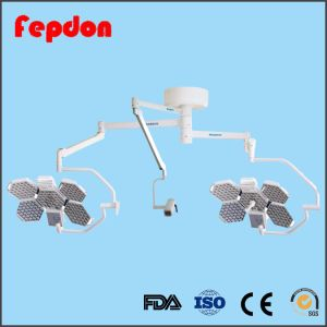 Ceiling Double Arm Surgical Lamp with Arm Camera pictures & photos