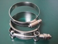 Stainless Steel Clamp / Hose Clamps, ISO Certificated Hose Manufacturer