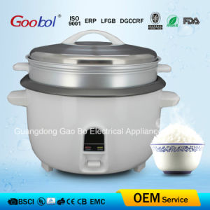 3 in 1 Steamer Big Rice Cooker Cooking and Steaming at The Same Time pictures & photos