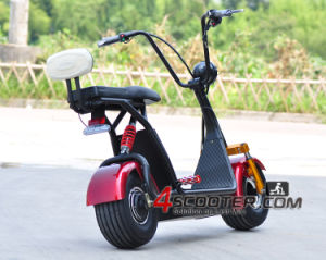 Electric Scooter 800W Double Seat Mobility Citycoco pictures & photos