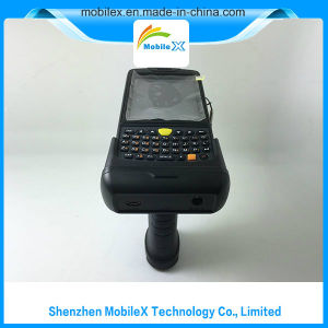 Barcode Reader, Data Collector with Pistol Grip, 3G, WiFi, RFID