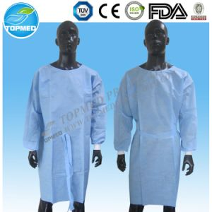 PP Nonwoven Isolation Gown, Disposable, Useful and Cheap Price pictures & photos