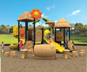 Forest Theme Outdoor Playground (TY-70051) pictures & photos