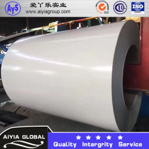 Prepainted Steel Color Coated Steel Coil Ral 9003 Color Card Color Coated Steel Coil pictures & photos