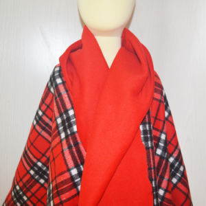 Checked, Fleece Fabric for Jacket, Garment Fabric, Textile Fabric, Clothing pictures & photos