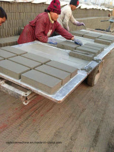 Cost Effective PVC Surface Bamboo Brick Pallet pictures & photos