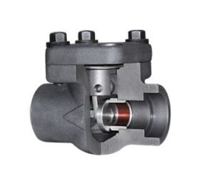 . High Quality of Forged Steel Body Check Valve