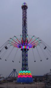 Hot Amusement Park Rides Fly in The Sky pictures & photos