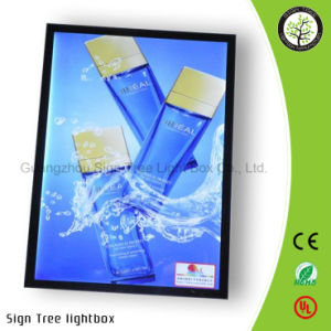 Advertising LED Light Guide Panel Silm Light Box pictures & photos