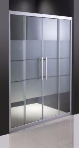 Sanitary Ware Glass Shower Screen pictures & photos