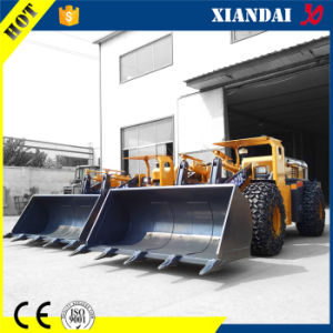Xd928 Side Seat Underground Loader LHD Scooptram Mucking Loader pictures & photos