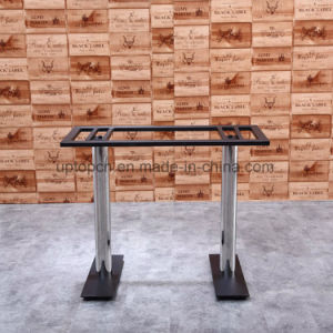 Commercial Stainless Steel Table Base for 2 Seats (SP-STL292) pictures & photos