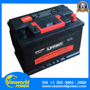 High Quanlity Ns70 Mf JIS Standard 12V65 Ah Car Battery pictures & photos