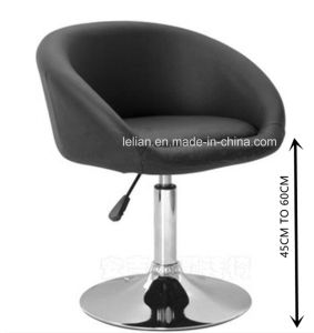 Swivel Comfortable Medium Back Bar Chair Bar Stool for Home (LL-BC039)
