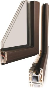 UPVC Profiles for Window and Door pictures & photos