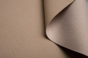Small Textured Prints PVC PU Leatherartificial Leatherfor Furniture Lining
