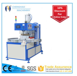3 Times Efficiency--Hf Welding and Cutting Machine for Leather Welding, PU Leather Welding, Ce Approved
