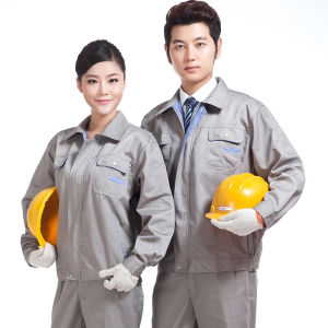 OEM Factory Construction Industrial Overall Safety Uniform pictures & photos