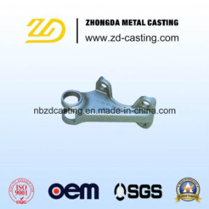 Investment Steel Casting for Railway Protector pictures & photos