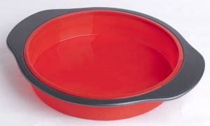 Silicone Mold Round Cake Pan & Cake Mould &Bakeware FDA/LFGB (SY1601) pictures & photos