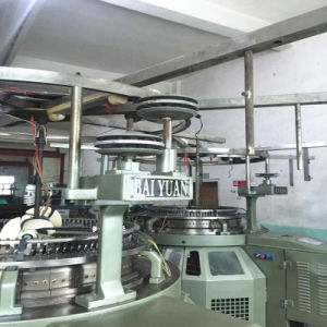 2 Sets Second-Hand Baiyuan Single Jersey Knitting Machine pictures & photos