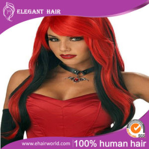 Long Style Synthetic Hair Wig Straight Hair Wig pictures & photos
