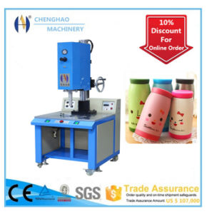 Factory Outlets, Mug Ultrasonic Welding Machine, Ce Certification