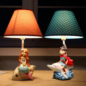 Christmas Light Handmade Paper Small Decorative Table Lamp pictures & photos