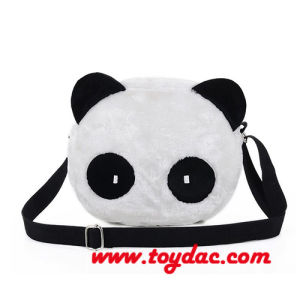 Plush Cartoon Panda Bag