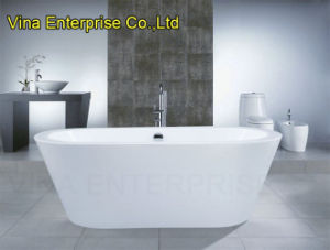 Ellipse Freestanding High Quality Acrylic Bathtub