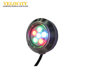 High Power CREE Color Changing IP68 LED Underwater Boat Light