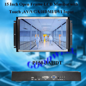 "Open Frame 15"" Touch Screen Monitor pictures & photos"