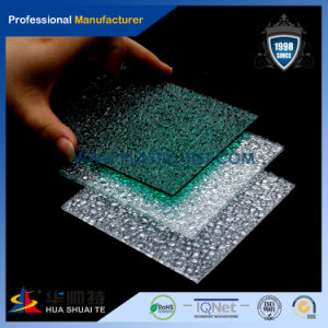 2014 Hot Sell Popular PC Embossed Sheet with High Quality pictures & photos