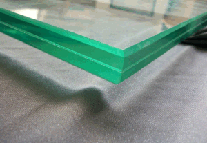 Deck Railing Laminated Glass