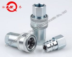 Kze Close Type Hydraulic Quick Coupling pictures & photos