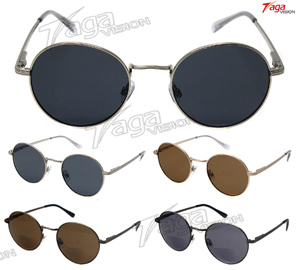 2016 Latest and Best Selling Round Metal Sunglasses