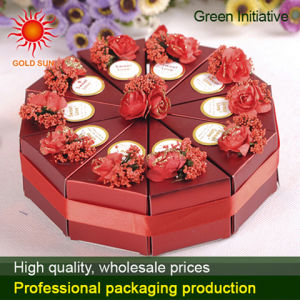 Safety Customized Packing Paper Box for Food pictures & photos