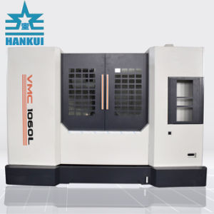CNC Milling Machine 5axis Vertical Machining Center Price Vmc1060 pictures & photos
