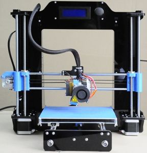 Chinese First High Precision Desktop DIY 3D Printer Kit for Sale